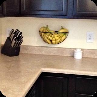 Wall Mount Fruit Basket. Kitchen ...
