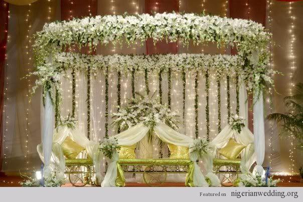 21 Stunning Nigerian Traditional Engagement & Wedding
