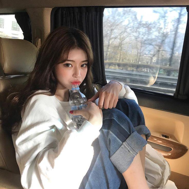 Girl Wallpaper pinterest Fille coréenne, Jolie