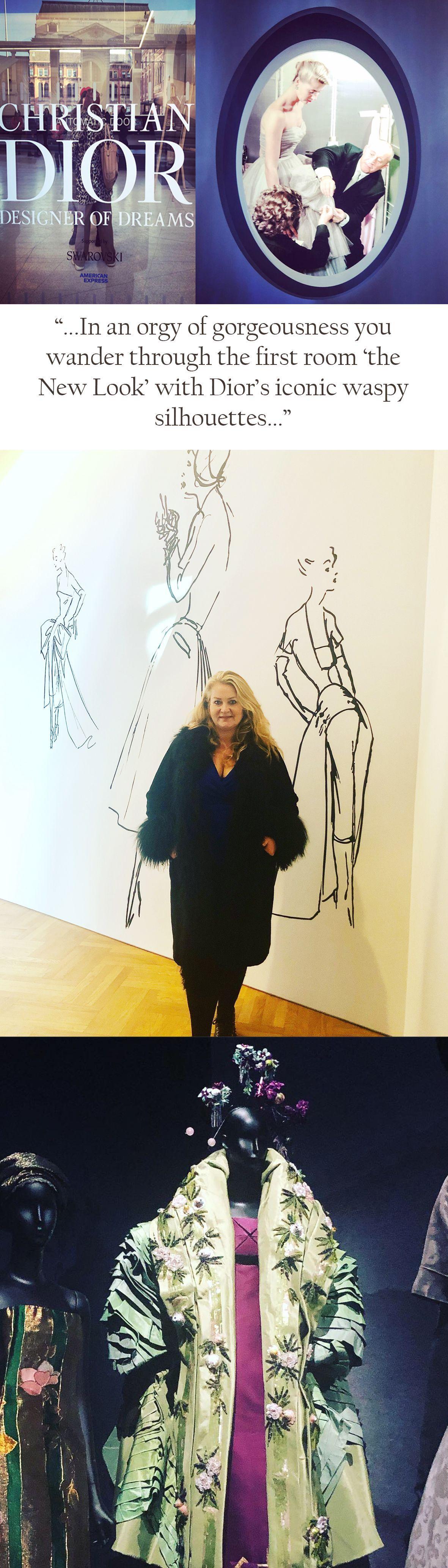 The V&A Christian Dior: Designer of Dreams Exhibition Blog by Anna Scholz  #Anna #Blog #Christian #Designer #Dior #Dreams #Exhibition #Scholz