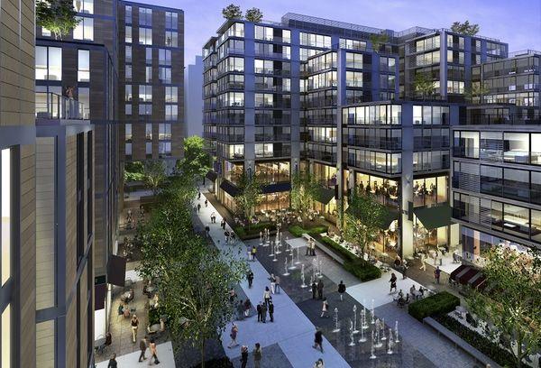 City Center Dc Condos Washington Dc Building Design Ideas