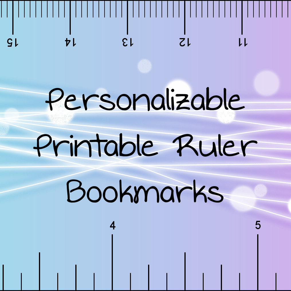 Printable Rulers  PDF format   Printable ruler, Free printable ...