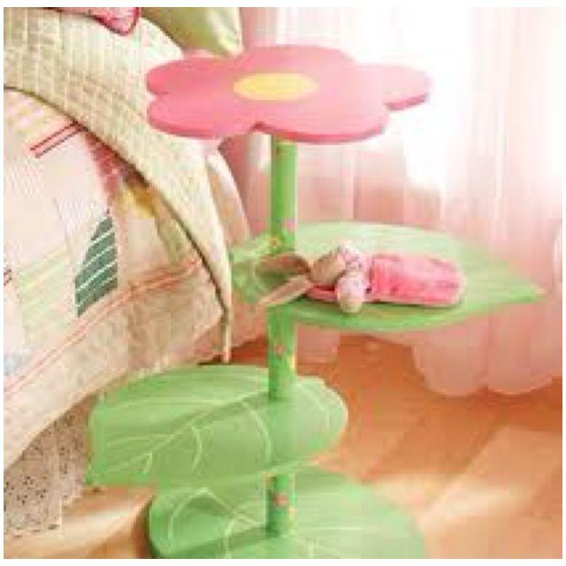 Flower Nightstand Olivia My Love In 2019 Bedroom