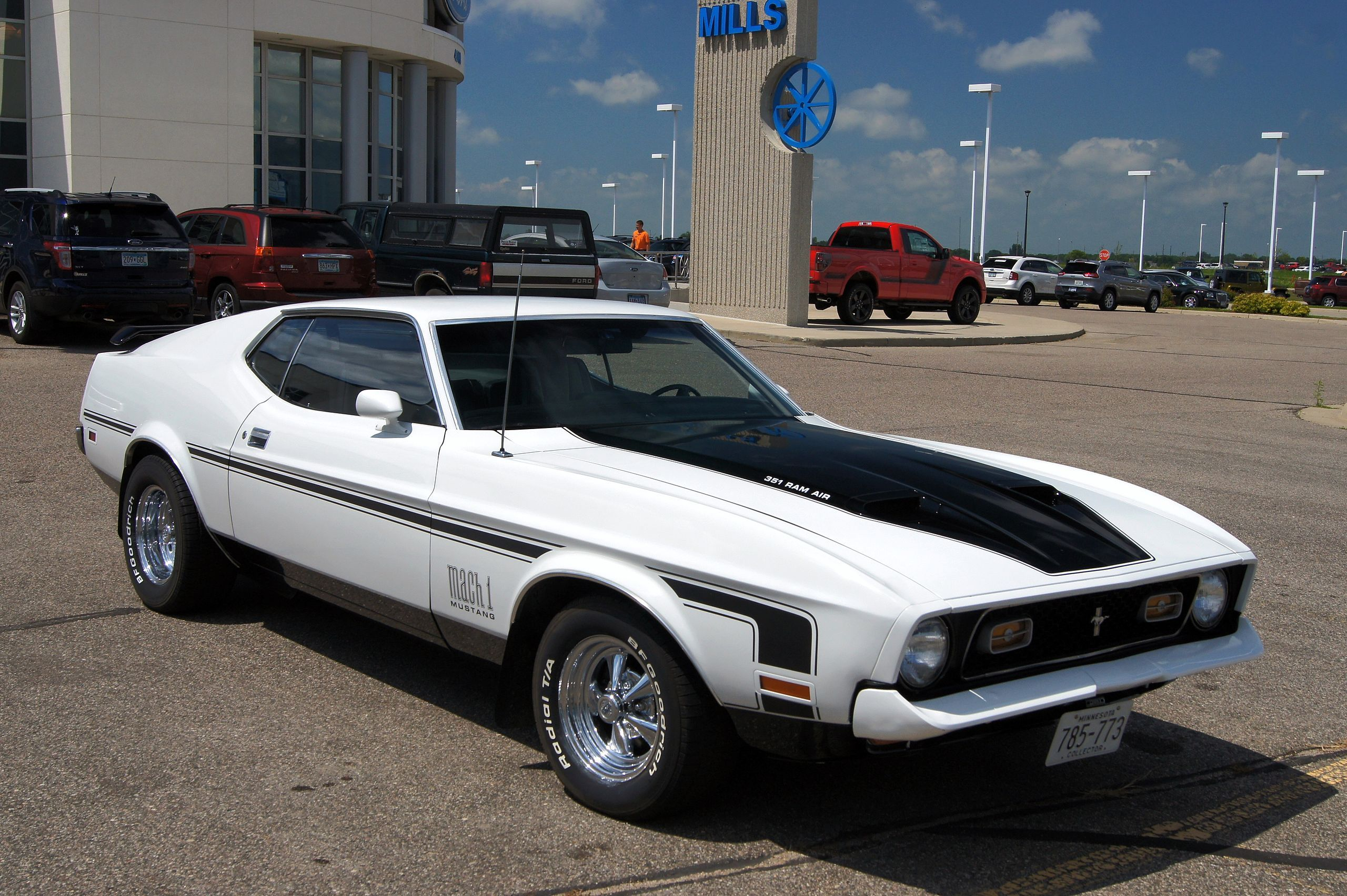 1971 Ford Mustang Mach 1 14564760649 Ford Mustang Mach 1