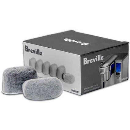 Amazon Com Breville Bwf100 Single Cup Brewer Replacement Charcoal Filters Charcoal Filter Breville Breville Espresso Machine
