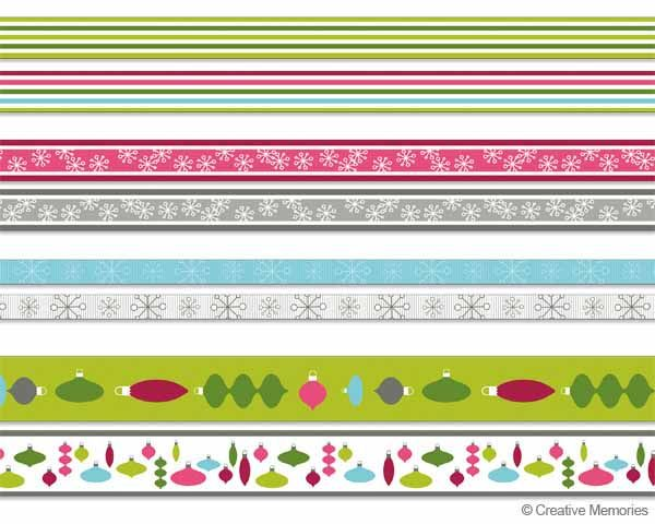 Holidazzle Paper and Photo Mat Pack from Creative Memories