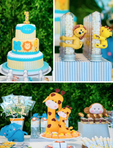 10 Fun First Birthday Party Themes For Boys
