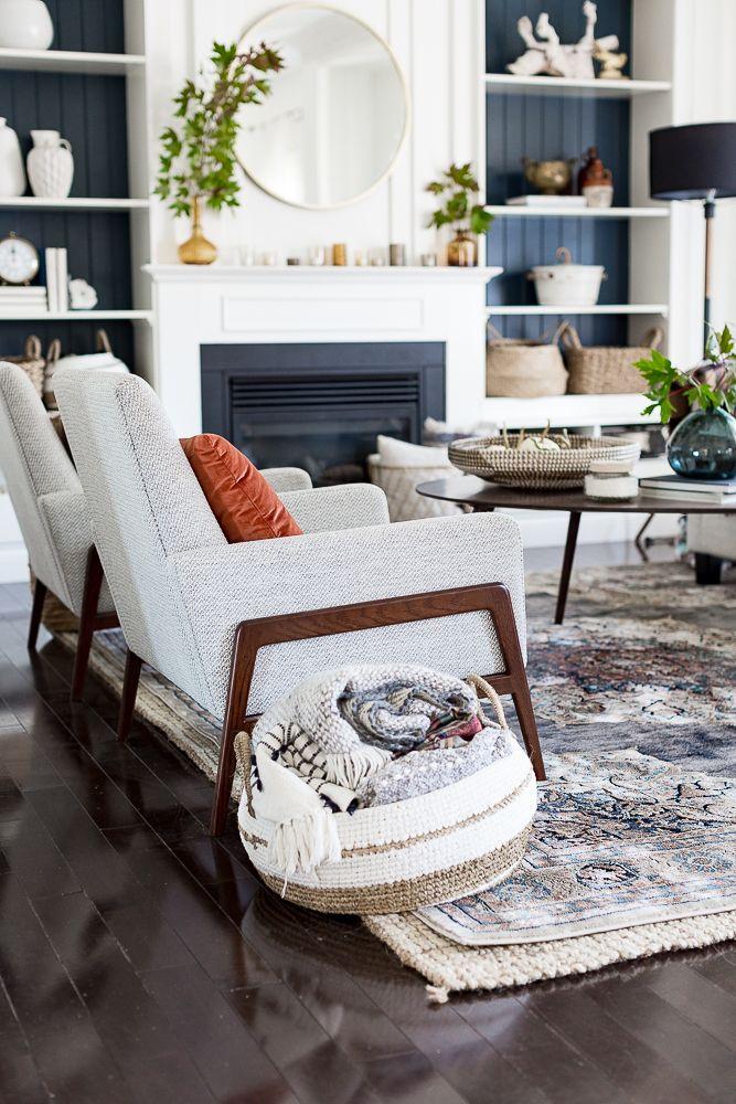 Photo of Modern Fall Living Room Decor