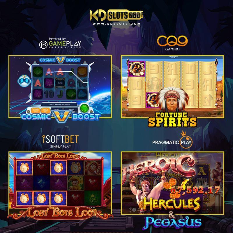 Game Slots Baru Kdslots Game Slots Hercules
