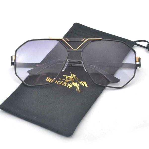 MINCL/ New Style 2017 Luxury Brand Designer Sunglasses Men Women Vintage Oversized Glasses Man NX   Wish#brand #designer #glasses #luxury #man #men #mincl #oversized #style #sunglasses #vintage #women