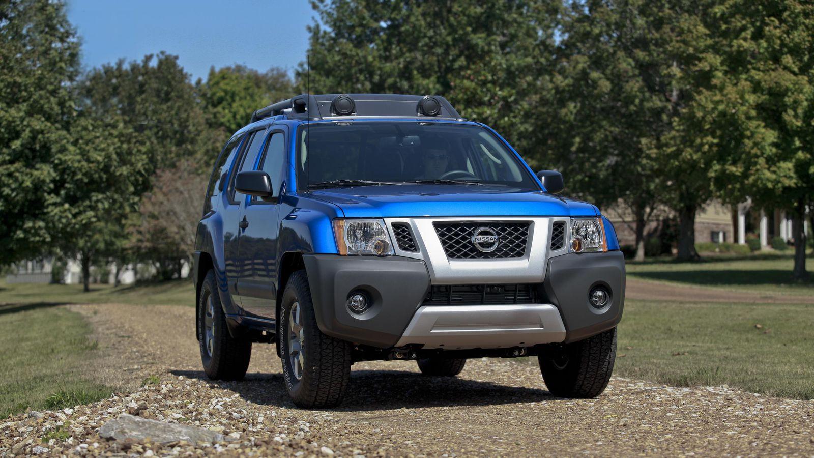 2020 Nissan Xterra Model