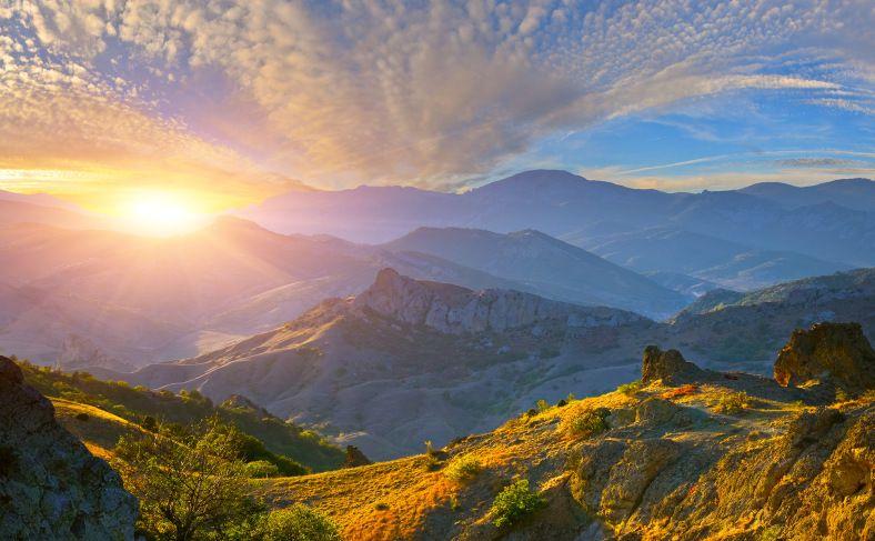 Mountain Sunrise Sunrise Mountain Sunrise Images Sunrise Photography