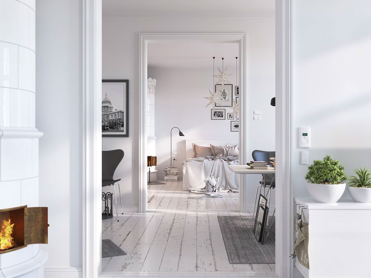 Nordic Interior Inspiration With Geometric Decor, Pastel Color Palettes,  And Beautiful Traditional Scandinavian Furniture.