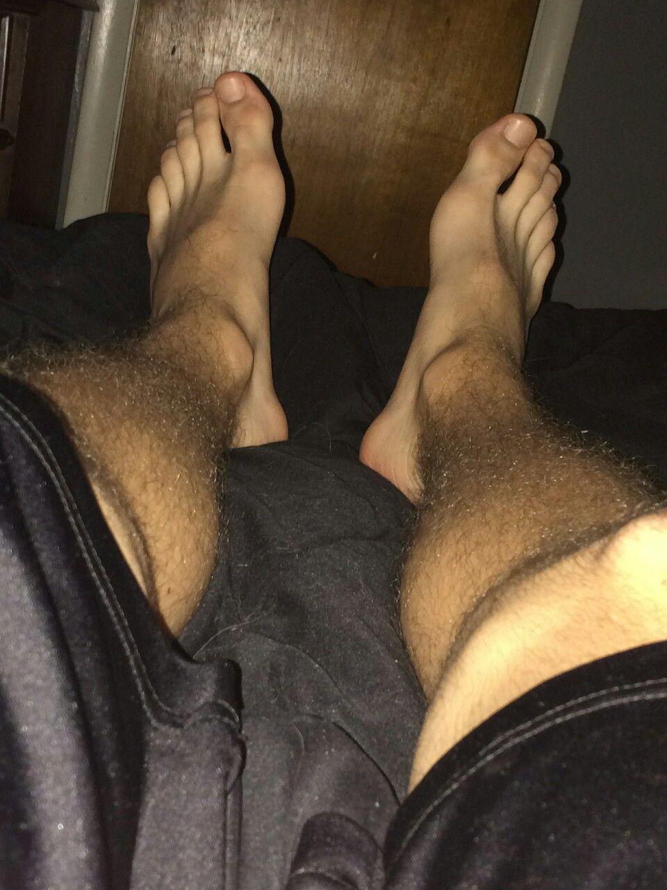 Male feet fetish