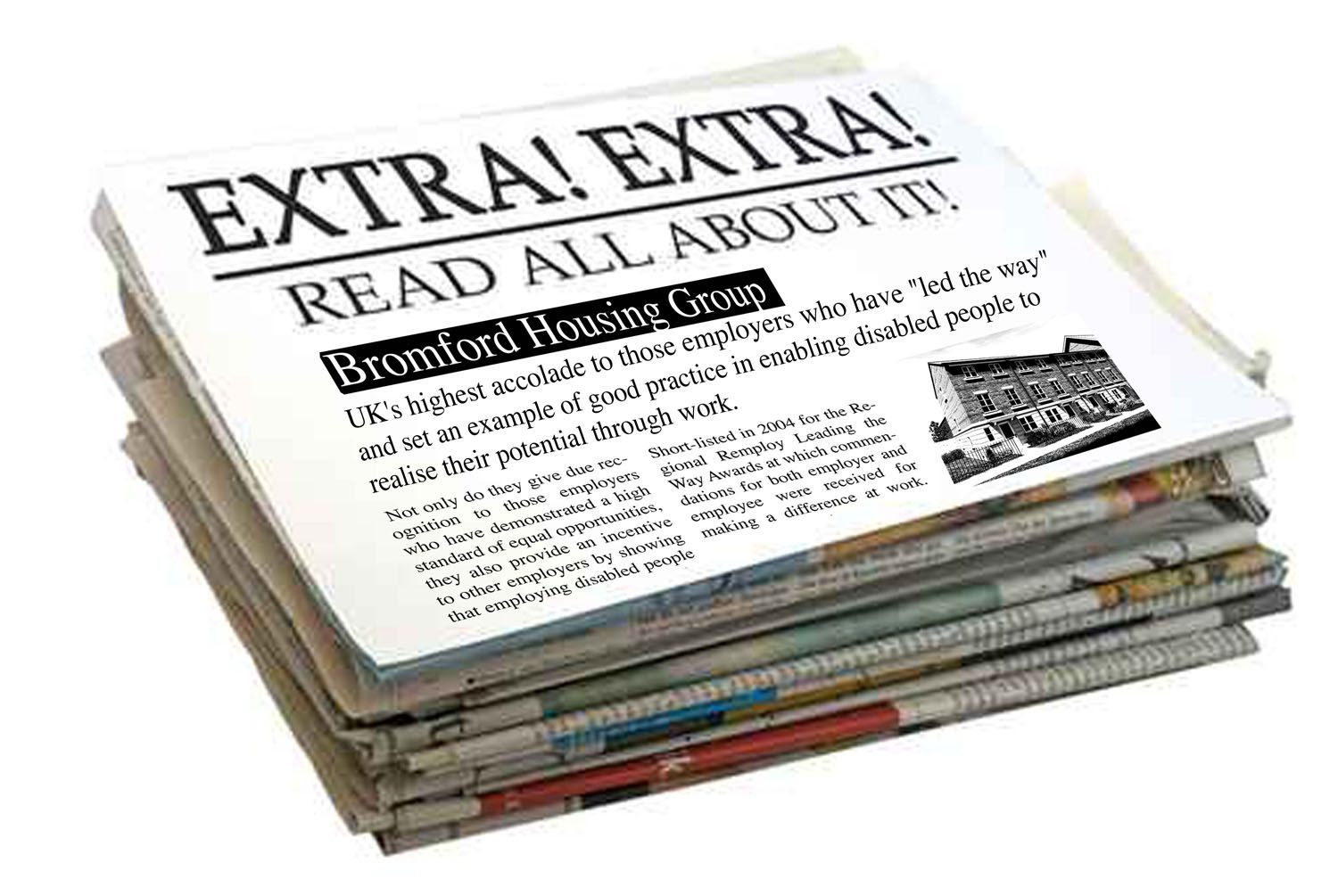 Props A Newspaper Has Anybody Ever Picked Up One Of These ItS A