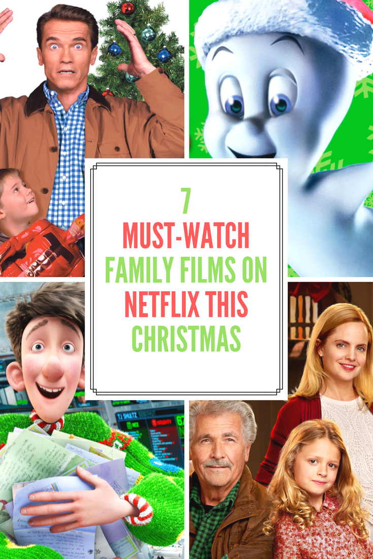 Familyfriendly films to watch on Netflix this Christmas