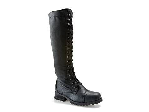 These boots would be great for clomping around in the snow...