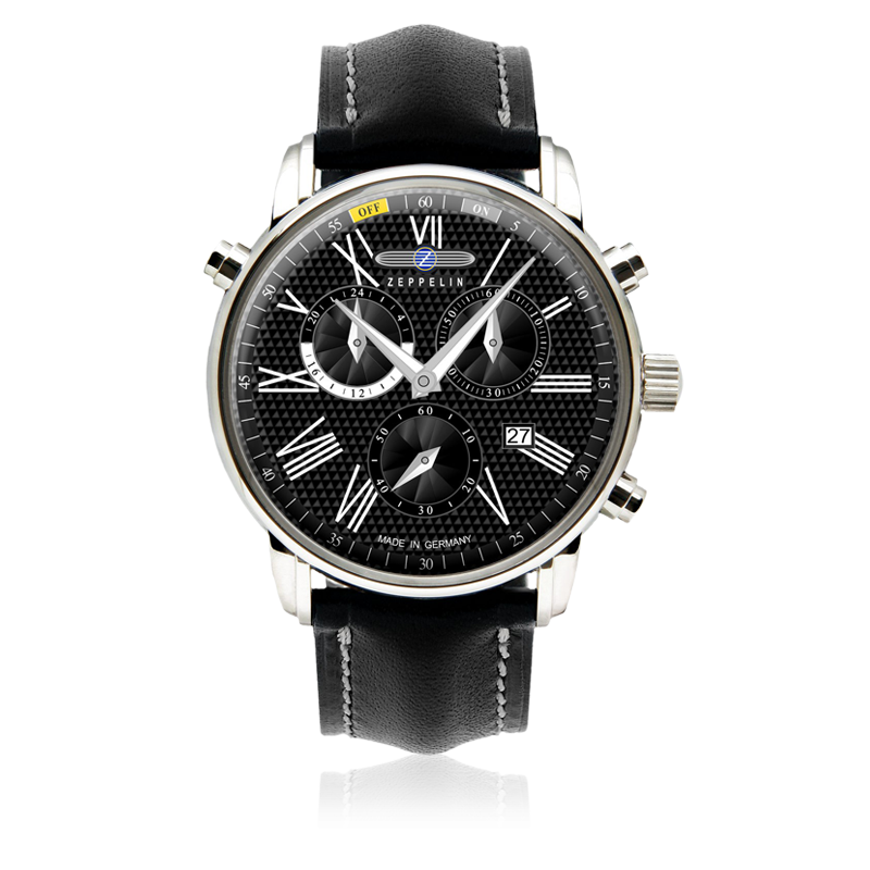 Zeppelin Men's Watches Transatlantic 7682-2 Quartz ...