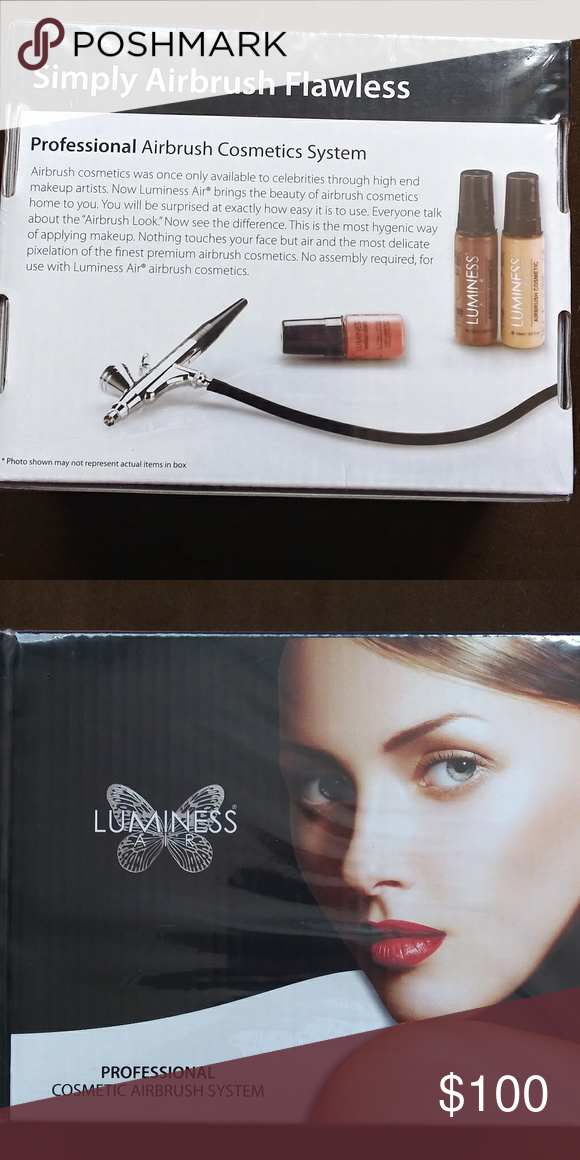 Luminess Airbrush System Professional Cosmetic Airbrush