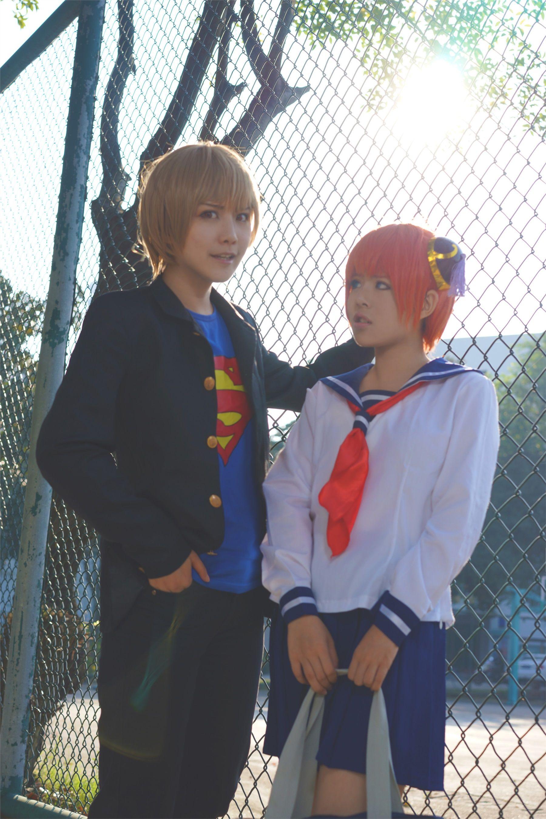 chiko Kagura Cosplay Photo