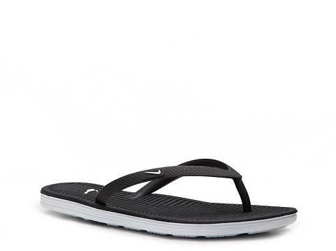 740b5414926d Nike Solarsoft II Flip Flop