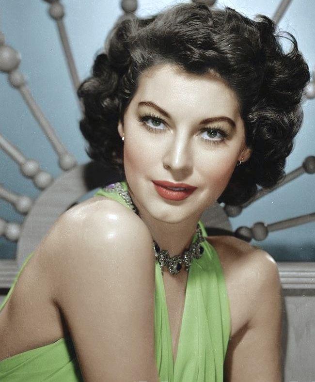 Aha gardner | Hollywood divas, Ava gardner, Golden age of