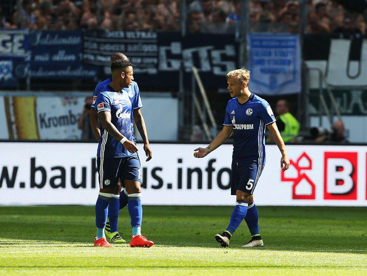Frankfurt 10 Schalke week 1 Soccer, Sports