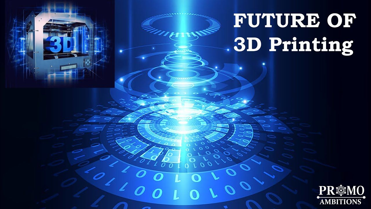 The Future Of 3d Printing From Medicine To Manufacturing And Beyond In 2021 3d Printing Technology Future Technology Future Gadgets