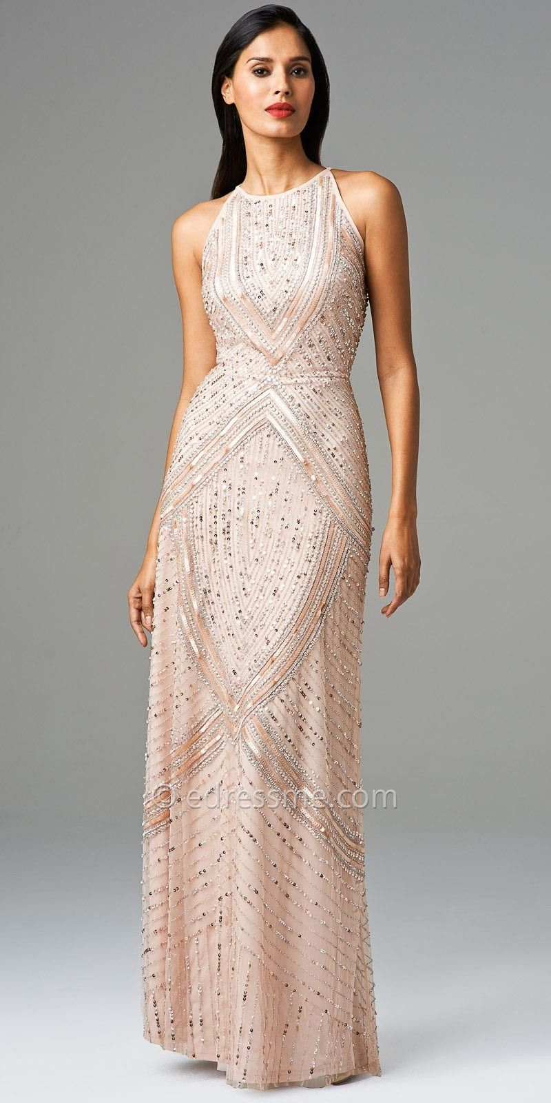 Aidan mattox logo google search designers aidan mattox beaded sequined halter evening dresses by aidan mattox image ombrellifo Choice Image