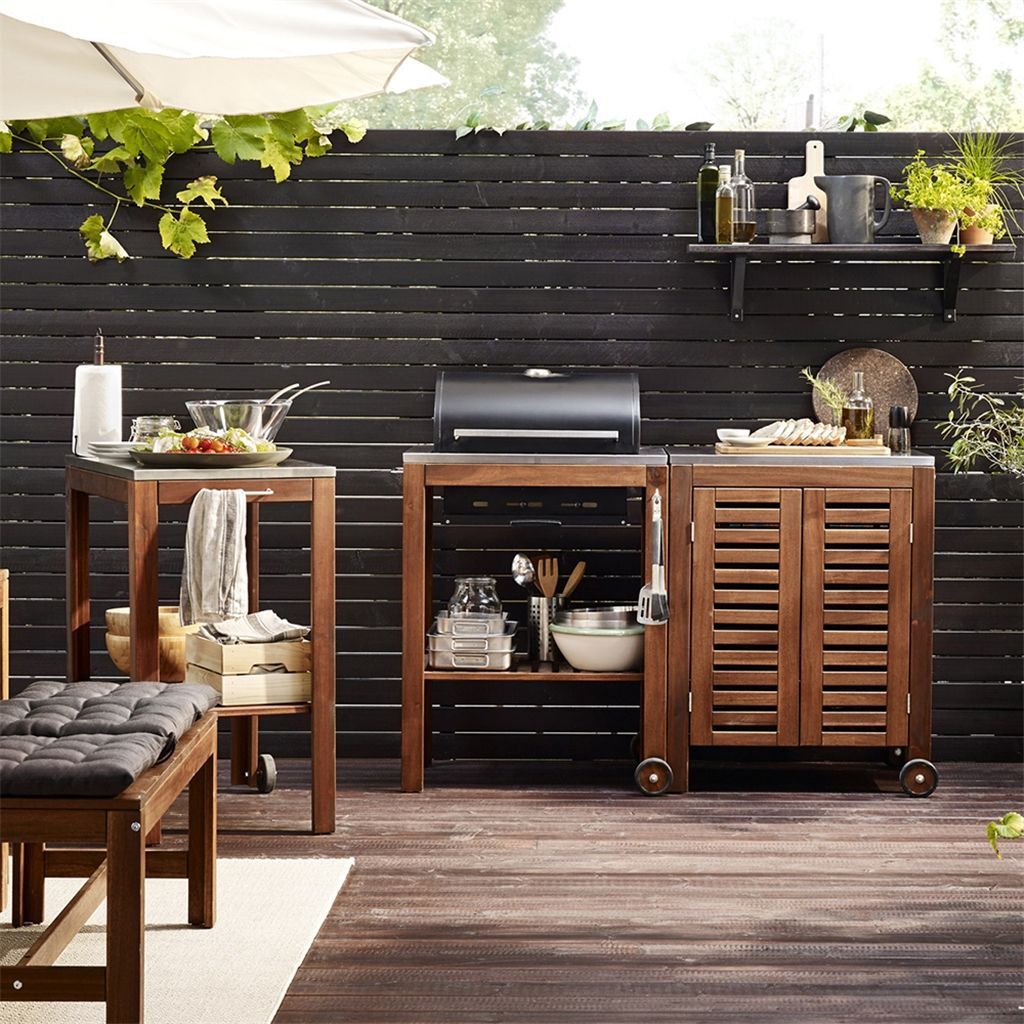 Image result for outdoor kitchen uk   Modular outdoor ...
