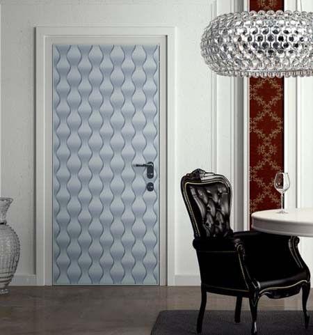 10 Ideas Of Doors Decoration With Wallpapers Diseno De Puertas Modernas Disenos De Portones Puerta Interior