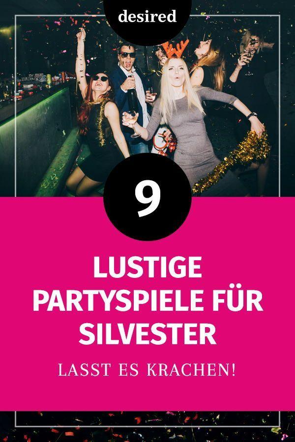 Photo of 9 lustige Partyspiele für Silvester erwünscht.de