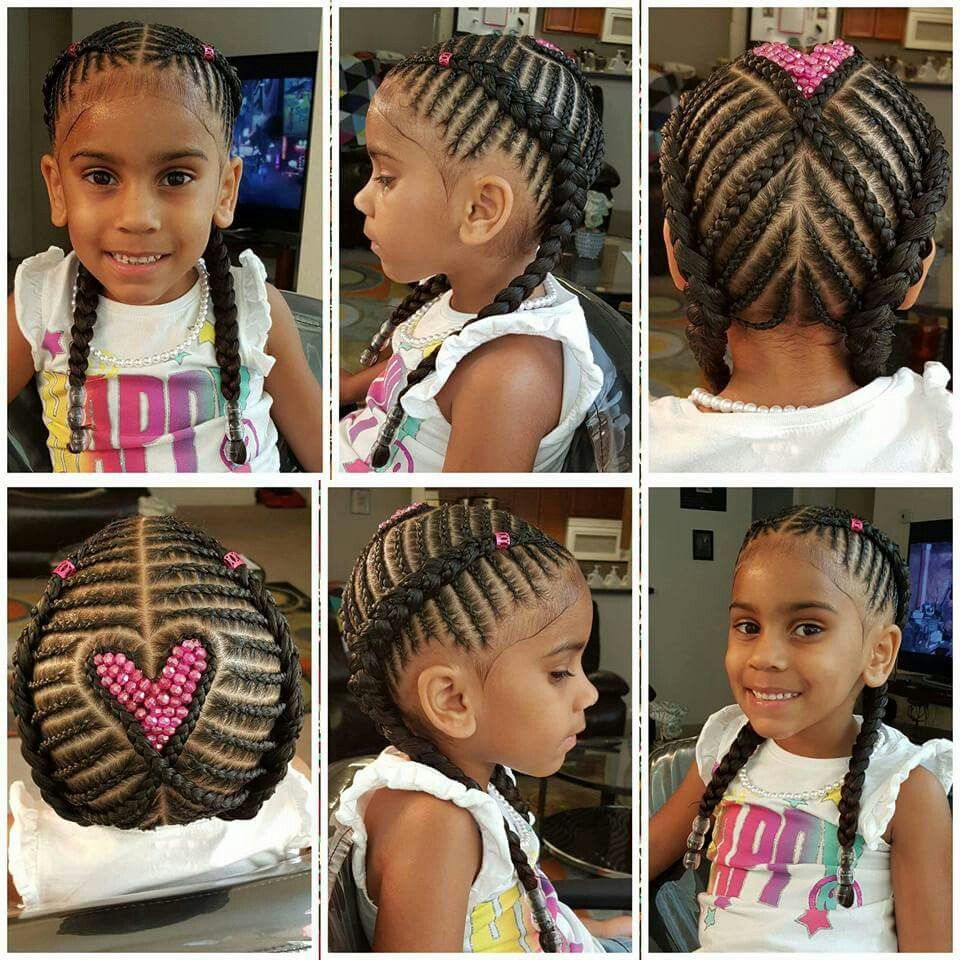Pin By Zambia Lowe On Hair Styles With Images Kids Hairstyles