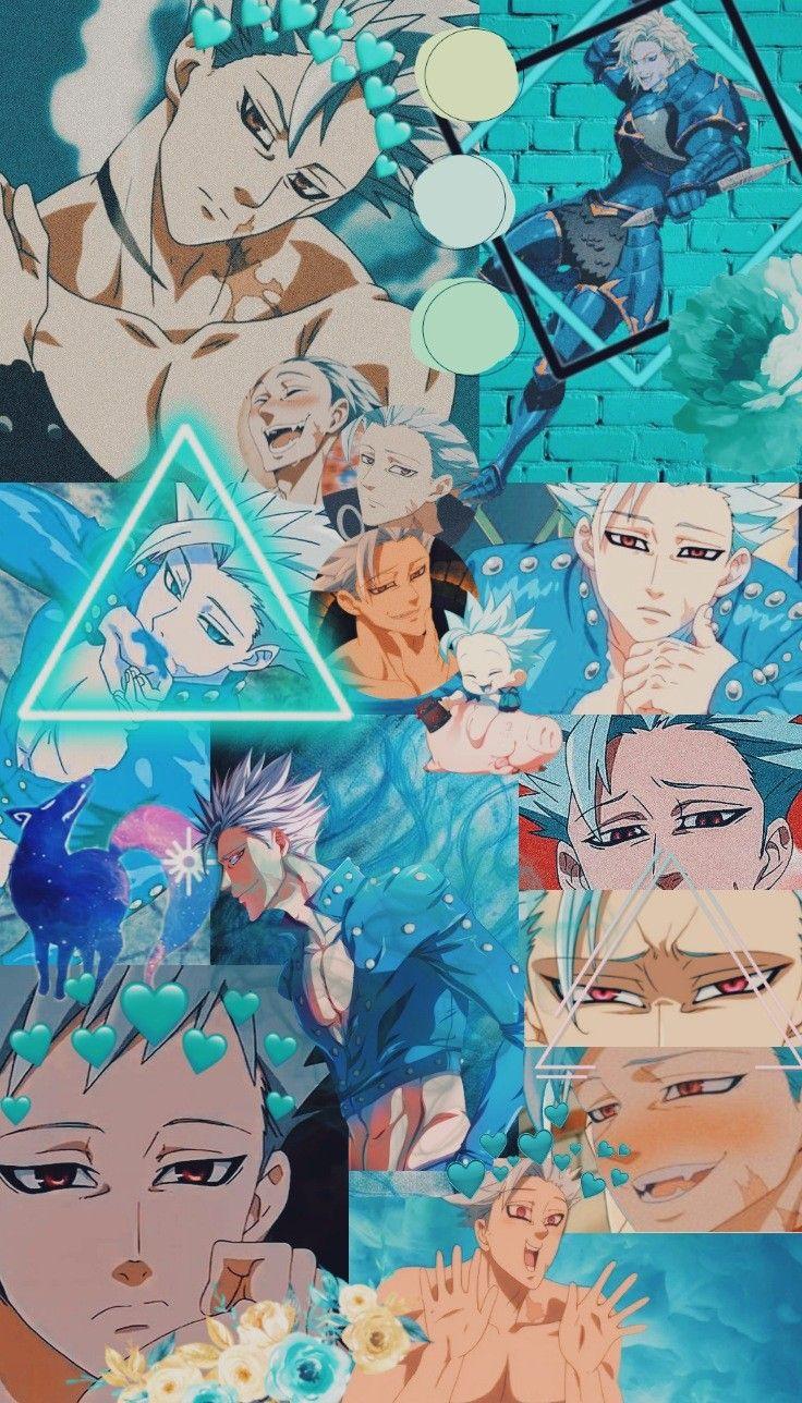 Ban - nanatsu no taizai wallpaper in 2020   Anime ...