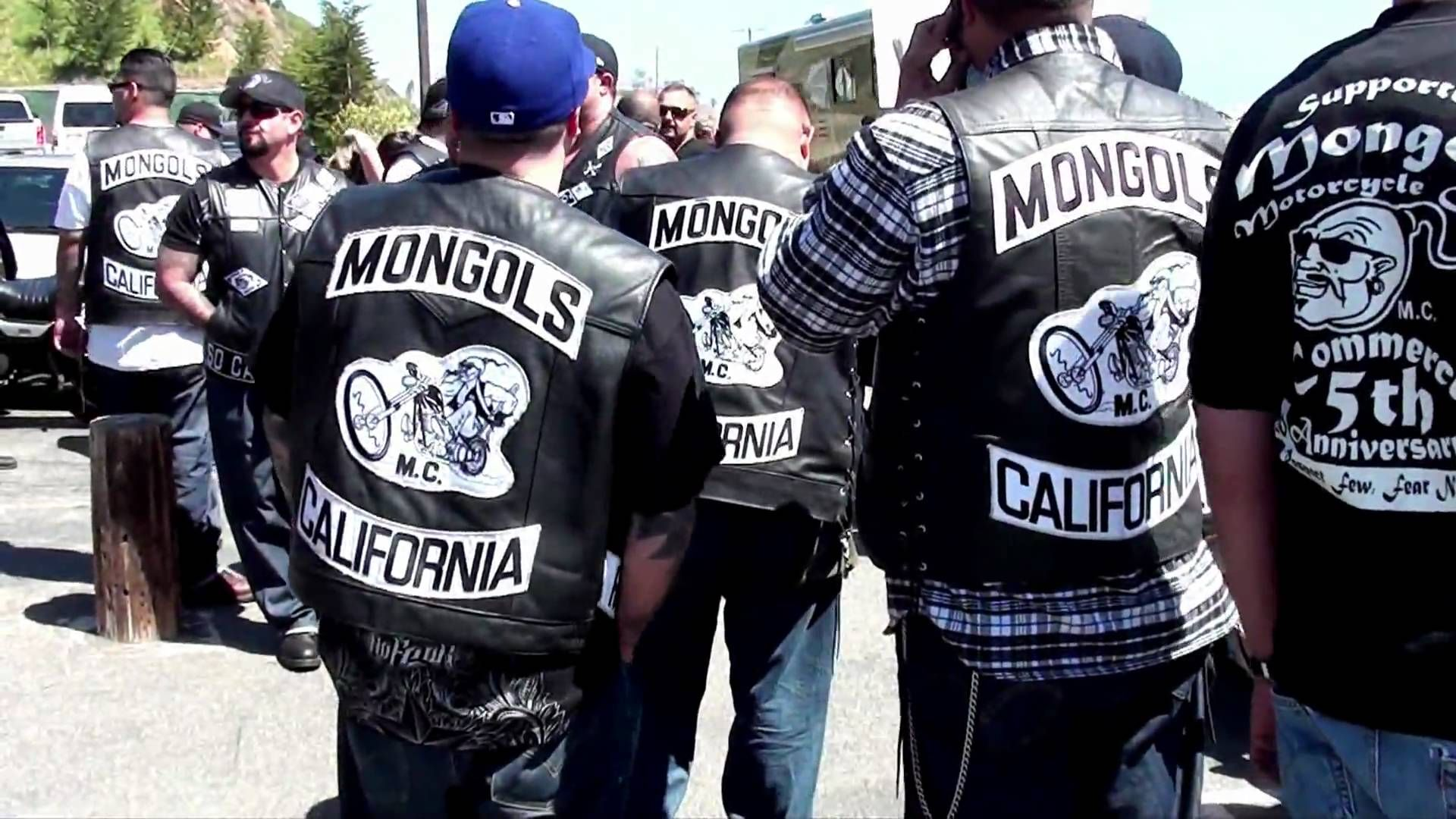 Mongols Mc Riding Motorcycle Clubs Motorcycle Gang Motorcycle