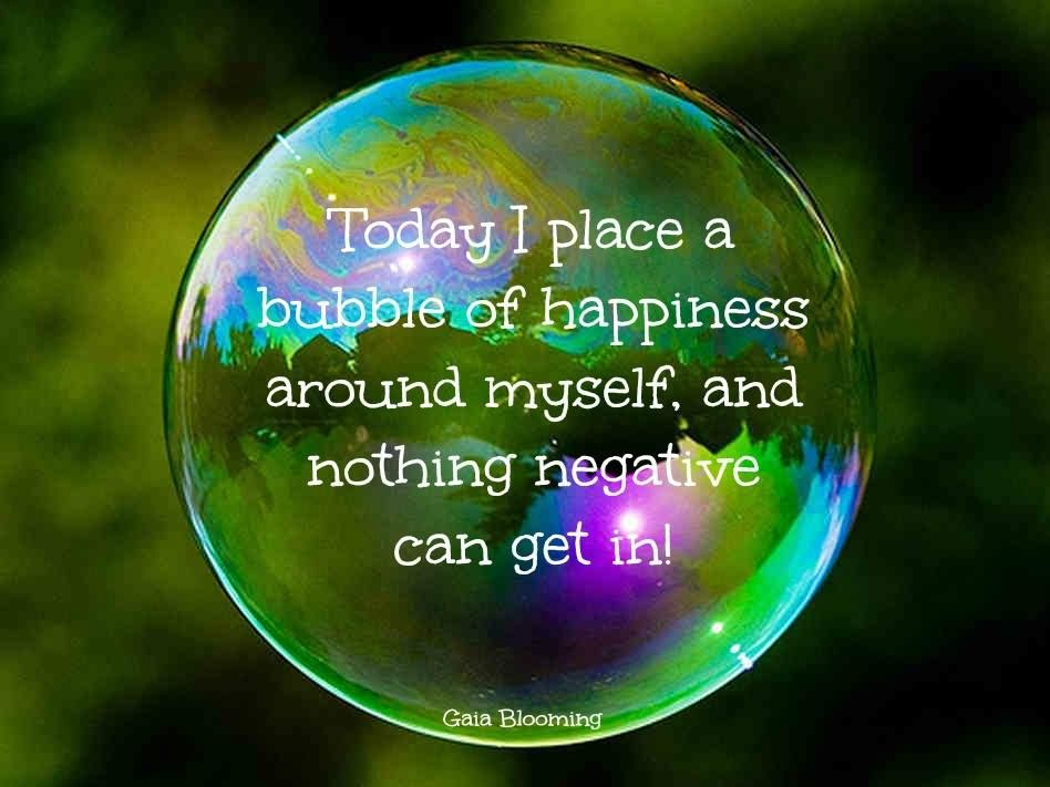 cute bubble quotes