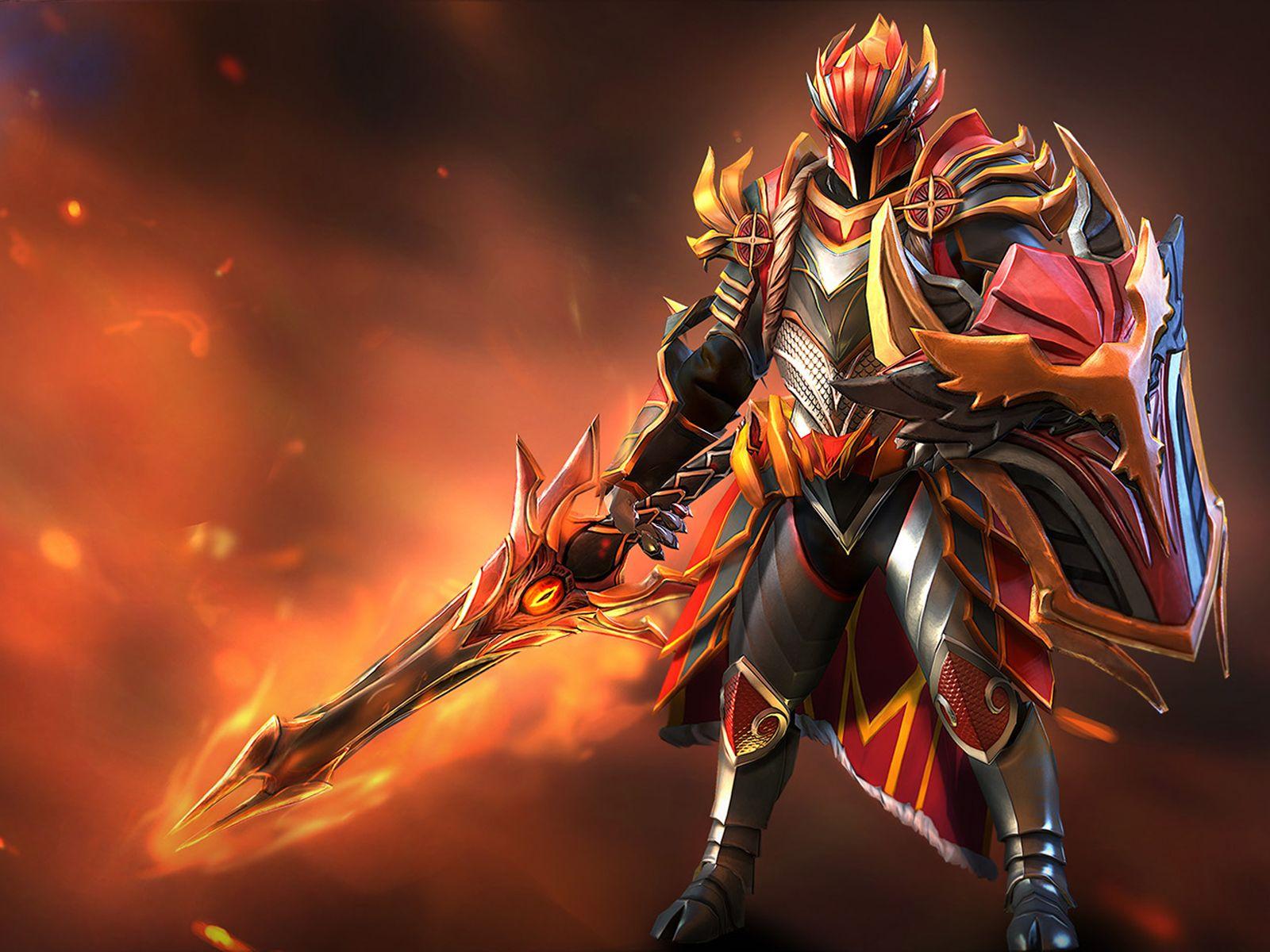 Dota  Builds Dragon Knight