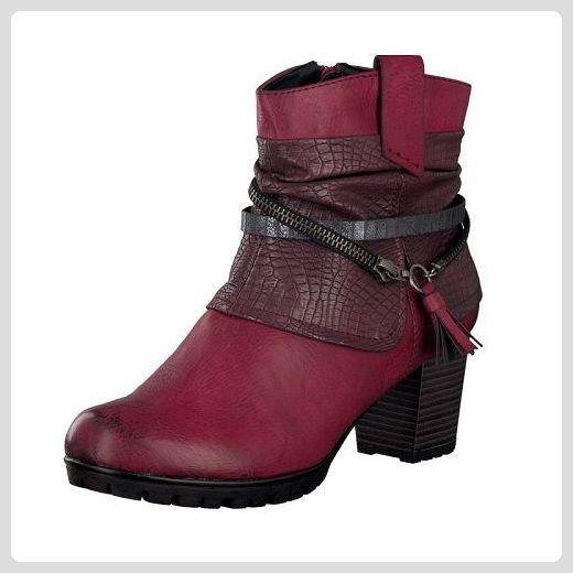 Schuhe & Handtaschen Damen Halbschaft Stiefel Rieker 98589