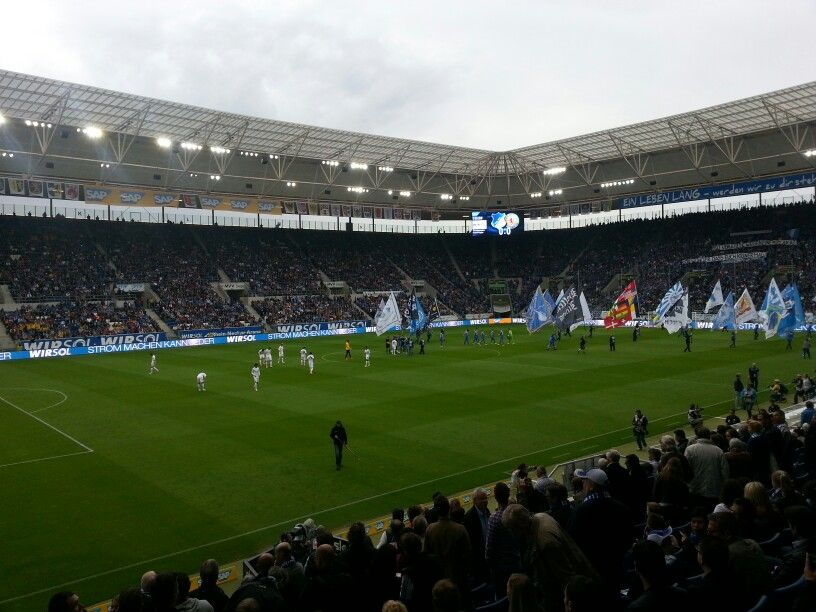 Sinsheim, Rhein-Neckar-Arena