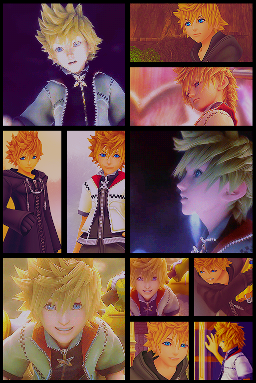 kingdom hearts 358 2 days axel and roxas relationship