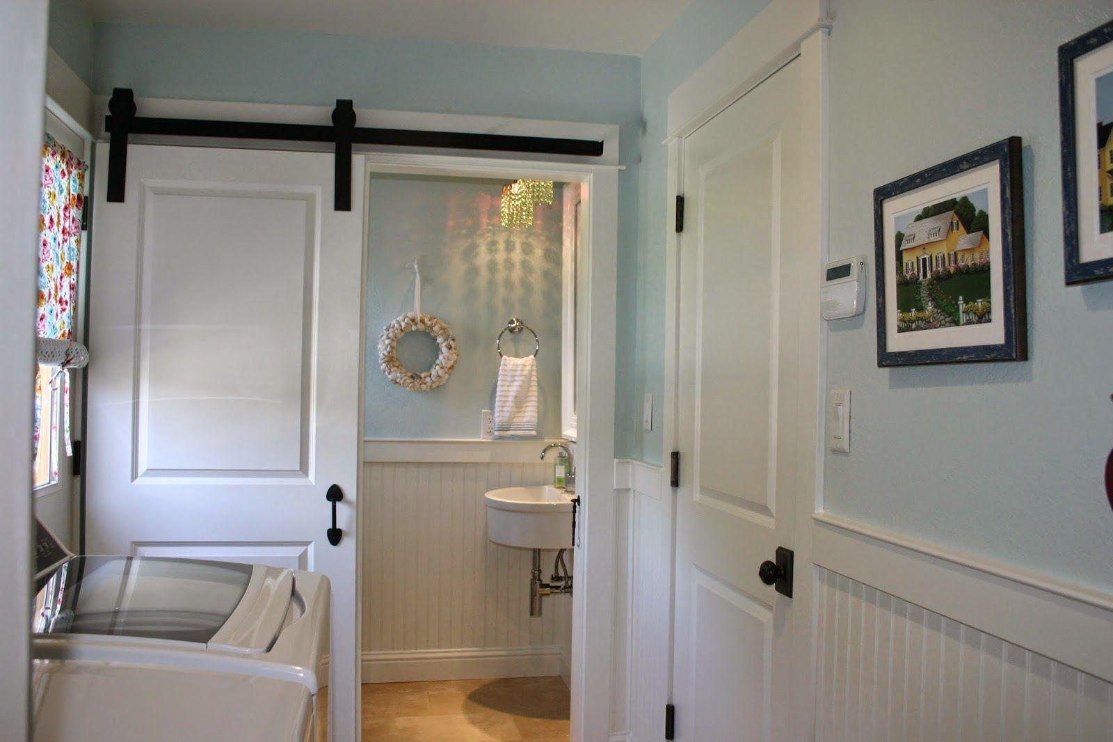 Laundry Amp Powder Room Combo Laundry Bathroom Combo