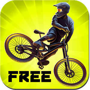 Download Bike Mayhem Free Android App Downhill Mountain Bike