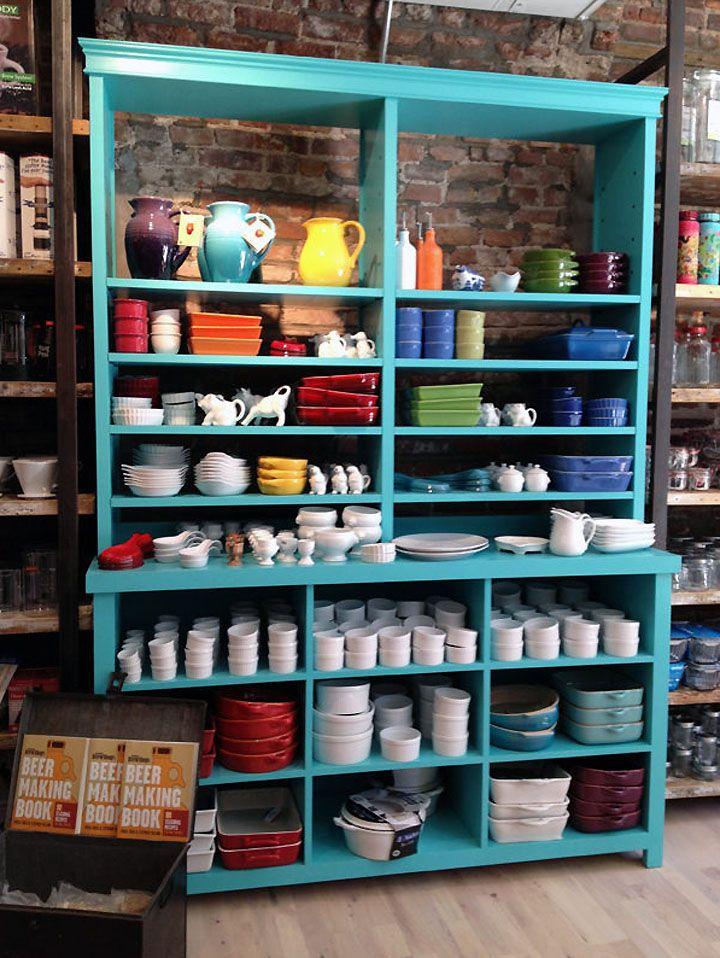 Gentil Whisk Kitchen Shop, New York Store Design
