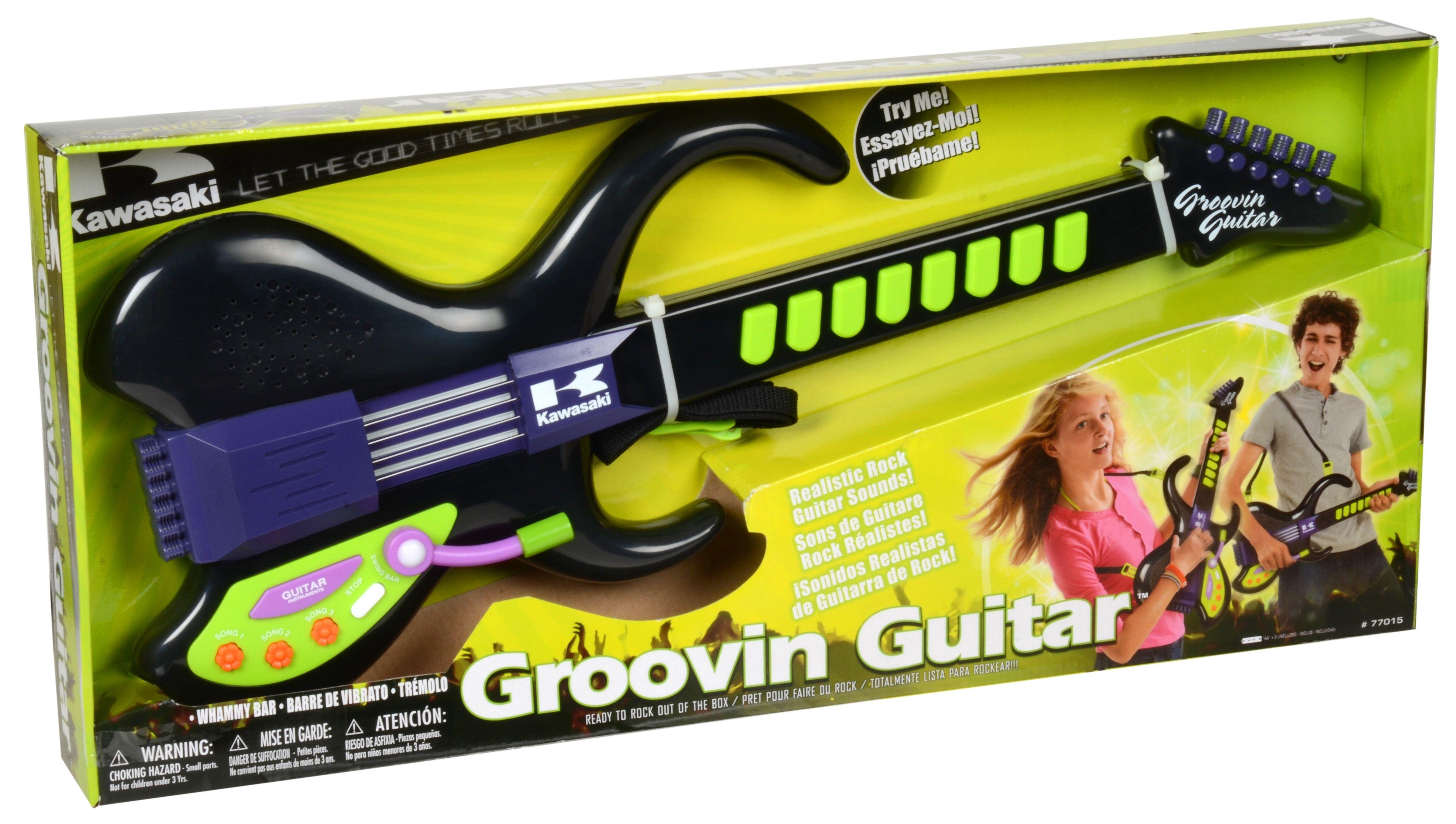 Groovin Guitar Kawasaki Guitars Pinterest Guitar