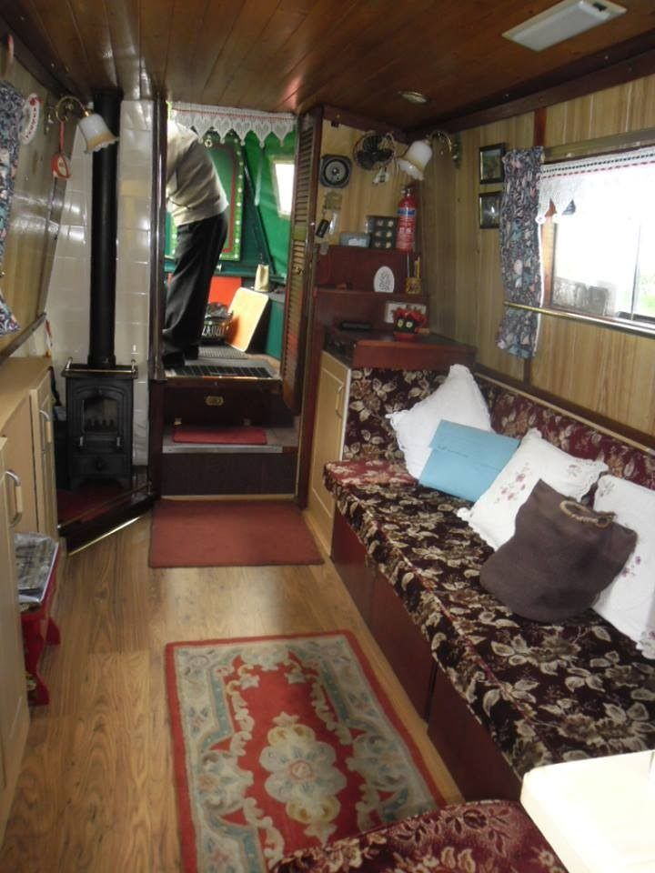 This Narrowboat renovation project in London is a guest post by Sarah Meyer Hi Alex and fellow Tiny House Newsletter readers, I hope you are doing well! I love Tiny House Talk and hope our journey …