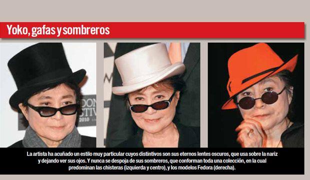 La historia desconocida de Yoko Ono