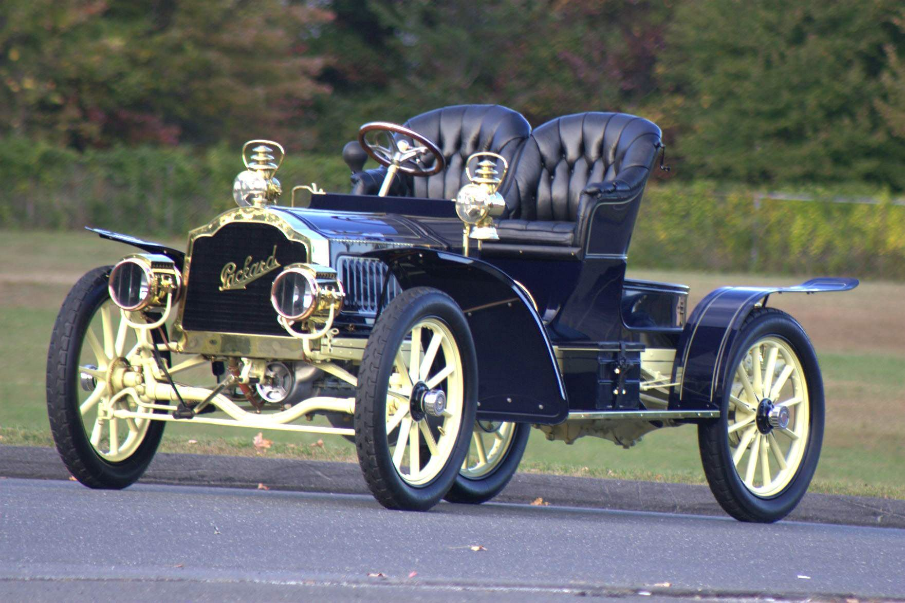 1905 Packard Packard Motor Car Company Detroit Michigan 1899