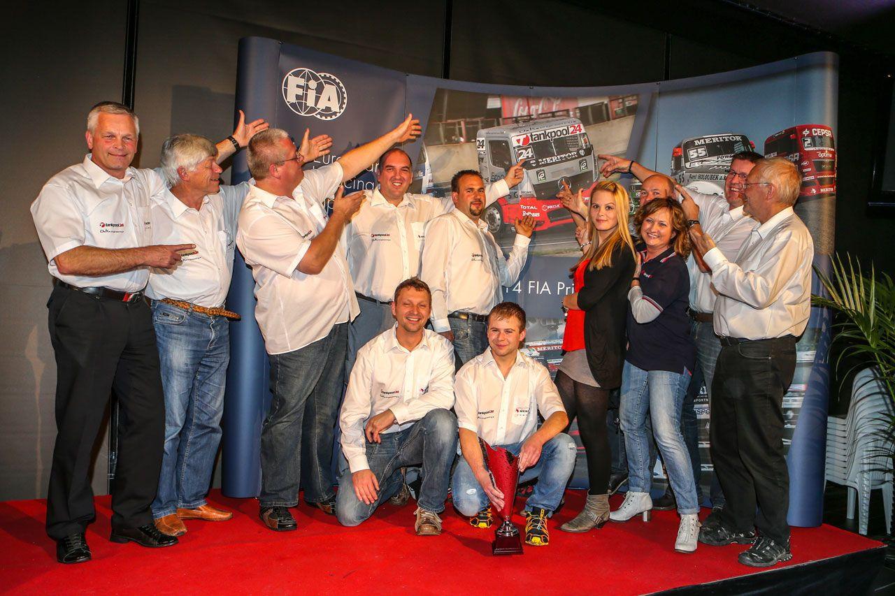 #FIA #ETRC #Circuit des 24 #Heures du #Mans (FRA) - #tankpool24 #Truck #Racing #Team