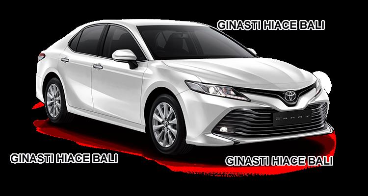 Rental Mobil Mewah Di Bali Ginasti Hiace Bali Mobil Mewah Toyota Camry Sedan