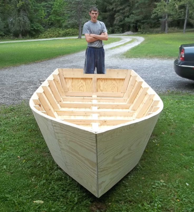 Can You Really Build Your Own Small Boat? ~ Woodworking Tips | New ...